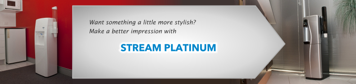 Want something more stylish? Try Stream Platinum instead