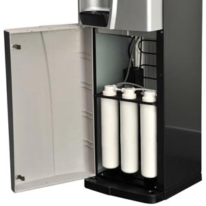 Stream three stage superior filtration
