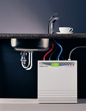 Billi Quadra and all Bill underbench units can be serviced and repaired by Aqua-Tech